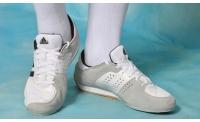 """Παπούτσια Ξιφασκίας Adidas """"EnGarde"""""""